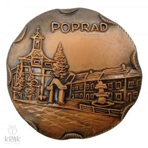"Keramická magnetka ""Poprad"" 1505 - 10"