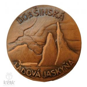 """Keramická magnetka """"Dobšinská ľadová jaskyňa"""" 1505 - 11"""