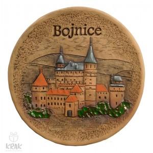 """Keramický tanierik """"Bojnice"""" 1541 - 1"""