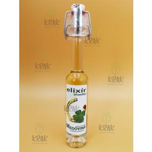 """Medovina PALAZZO - 0,04l - ozdobná fľaša s nápisom """"Elixír šťastia"""" - 1978-8"""