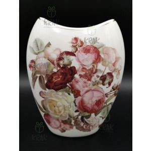 Váza oblá kvety 2105 - 3
