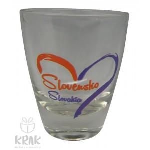 "Štamperlík ""mini"" - motív ""Slovensko"" - dekor 1 - sada 6 kusov - 2499-1"