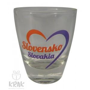 "Štamperlík ""mini"" - motív ""Slovensko"" - dekor 2 - sada 6 kusov - 2499-2"