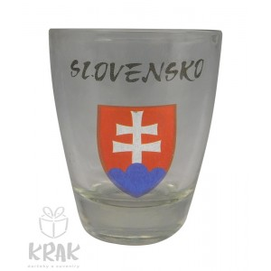 "Štamperlík ""mini"" - motív ""Slovensko"" - dekor 6 - sada 6 kusov - 2499-4"