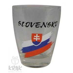 "Štamperlík ""mini"" - motív ""Slovensko"" - dekor 7 - sada 6 kusov - 2499-5"