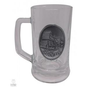 "Pivový krígeľ ""Pub"" 0,3l - motív ""Zuberec"" - 2512-3"