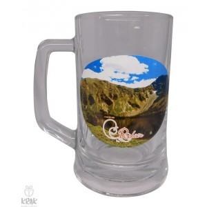 """Pivový krígeľ """"Pub"""" 0,3l - motív """"Roháče"""" - dekor 1 - 2520-5"""