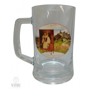 """Pivový krígeľ """"Pub"""" 0,3l  -  """"Čachtice"""" 2520 - 2"""