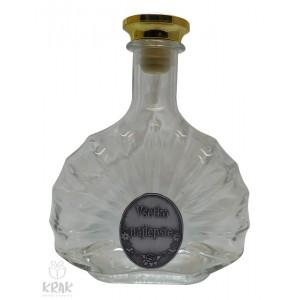 """Dekoračná fľaša """"Diamantina"""" 0,7l - motív """"Všetko najlepšie"""" - 1"""