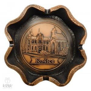"""Keramický popolník """"Košice"""" 3104 - 1"""