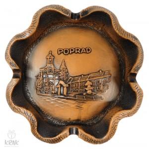 """Keramický popolník """"Poprad"""" 3104 - 3"""
