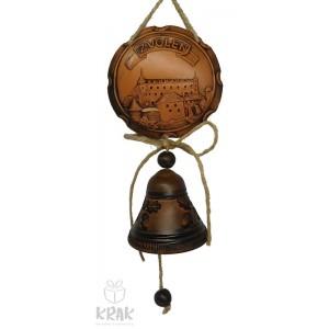 "Plaketa so zvončekom ""Zvolen"" 3148 - 3"