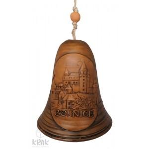 "Keramický zvonec ""Bojnice"" 3535 - 1"