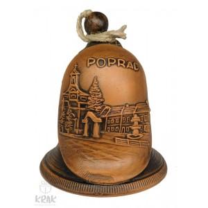 "Keramický zvonec ""Poprad"" 3535- 7"