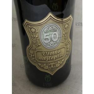Víno Všetko najlepšie 2949