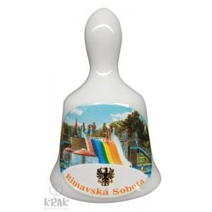 """Zvonček malý - motív - """"Rimavská Sobota"""" - dekor 3 - 16"""