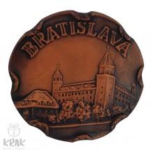 "Keramická magnetka -  ""Bratislava"" 1505 - 15"