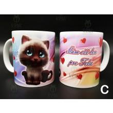 Hrnček Valentín Pes alebo Mačka 2359 - 34
