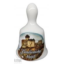 Zvonček malý - motív - Trenčín - dekor 5 - 12