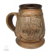 """Keramický krígeľ 300 ml. """"Beckov"""" 3102 - 16"""