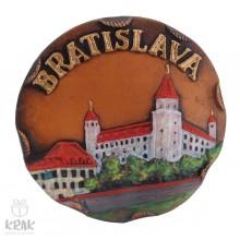 "Keramická magnetka -  ""Bratislava"" 3143 - 6"