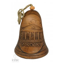 "Keramický zvonec ""Smrdáky"" 3535- 8"