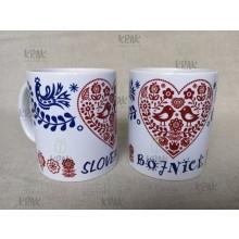Hrnček Slovensko folklór dekor 1 - 2359 - 11