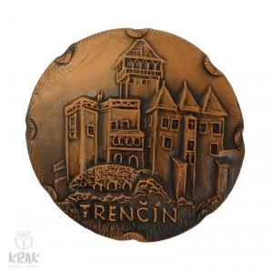 """Keramická magnetka """"Trenčín"""" 1505 - 2"""