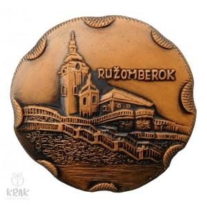 "Keramická magnetka ""Ružomberok"" 1505 - 8"