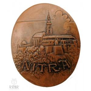 """Keramická magnetka """"Nitra"""" 1505 - 9"""