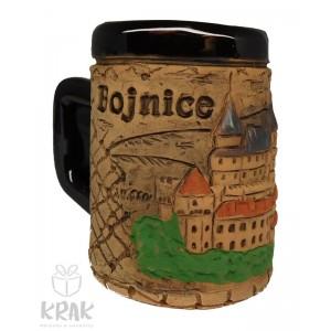 """Keramický mini hrnček """"Bojnice"""" 1537 - 2"""