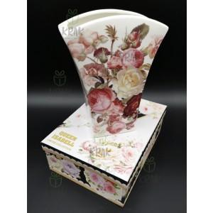 Váza hranatá kvety 2163 - 4