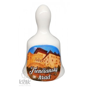 Zvonček malý - motív - Trenčín - dekor 7 - 13
