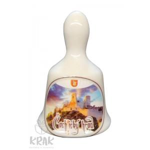 """Zvonček stredný - """" Čachtický hrad """" - 2422 - 6"""