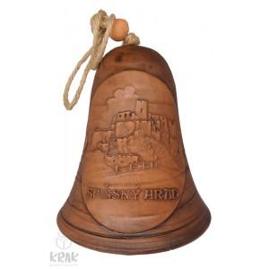 """Keramický zvonec """"Spišský Hrad"""" 3535 - 2"""