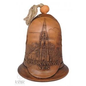 """Keramický zvonec """"Spišská Nová Ves"""" 3535 - 3"""