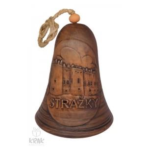 """Keramický zvonec """"Strážky"""" 3535 - 4"""