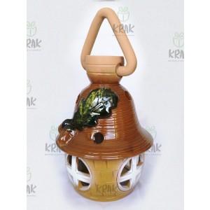 Keramický lampáš 3042