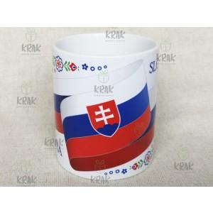 Hrnček Slovensko stuha 2359 - 22