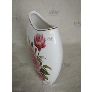 Váza oblá ruža 2105 - 2
